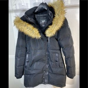 Noize Womens Parka, extremely warm, Size M